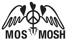 Shop kjoler, bukser, bluser og andet tøj fra Mos Mosh online her.